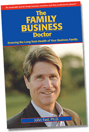 The Family Business Doctor book