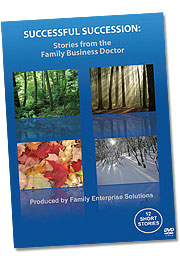 Family Business Doctor DVD